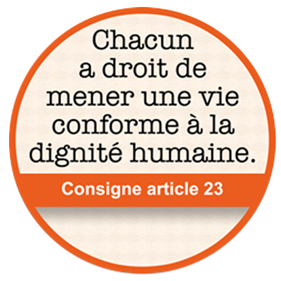 Consigne Article 23